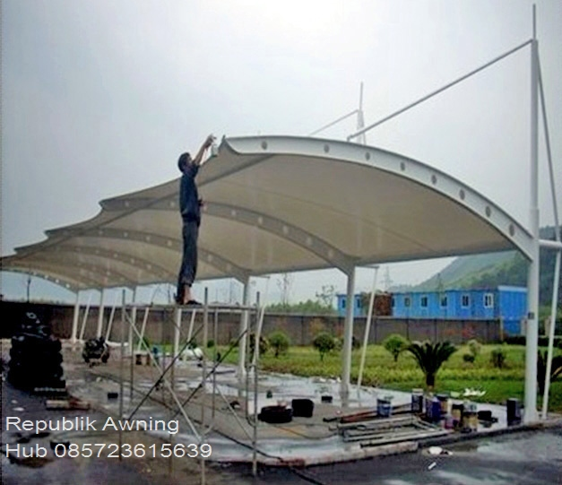 Harga Tenda Membrane Sangatta Hub 085723615639